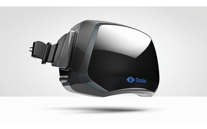 Oculus set up a VR team in London